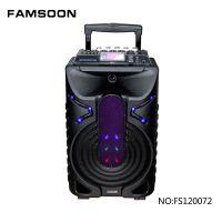 新款品牌拉杆音箱 手推车户外音箱 移动电瓶音箱 户外音乐播放器