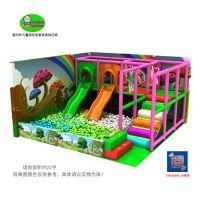 幼儿园小型淘气堡开欣童伴儿童乐园室内淘气堡新型百万海洋球池翻斗乐