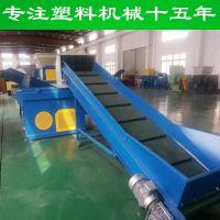 张家港典美机械 PA薄膜无水清洗生产线 塑料无水回收设备