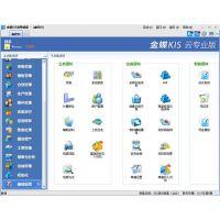 金蝶KIS云专业版V15.0总账包 财务记账管理ERP电脑软件报表分析 3500元起