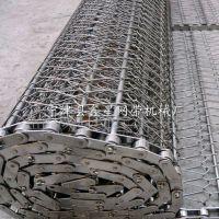 镀锌网带工业流水线输送网带优势特点