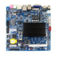 Maxtang大唐主板DTJ1900-E电脑主板双网口四核无风扇mini-ITX工业主板