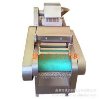 不锈钢切菜机视频 切段切丝切片机器价格