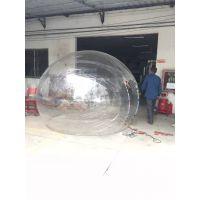 亚克力吹塑球 亚克力圆球 深圳有机玻璃半球工厂