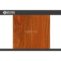 金丝楠木不锈钢热转印板木纹 304彩色装饰板 厂家定制热转印板