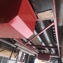 水泥混凝土路面桥面摊铺机三辊轴蛟龙式整平机柴油动力振动提浆机