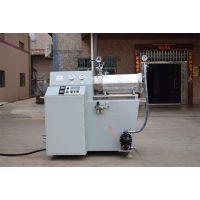 色浆涂料生产设备PT-5卧式陶瓷涡轮纳米砂磨机