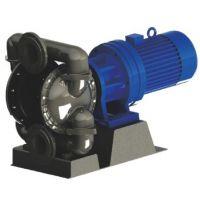 DBY3-125 铝合金、不锈钢、铸钢电动隔膜泵