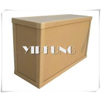 深圳包装厂 蜂窝纸箱 环保 提供ROHS报告 出口方便快捷 质量保证 货源稳定
