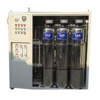 清洗剂制造厂所需软化水设备玻璃钢树脂软化器晨兴打造