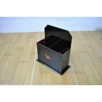 亚克力有机玻璃酒店用品客房用品遥控器盒饮水架款式新颖