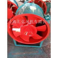 HTF-A消防排烟高温风机 耐280度铝合金风叶防爆风机 单速双速风机