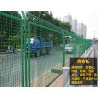停车场区域隔断牢固框网生产厂家 武汉铁丝护栏网认准【博达】