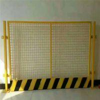 基坑防护网临边护栏@北京房山基坑支护网@基坑隔离珊基坑警示牌材质