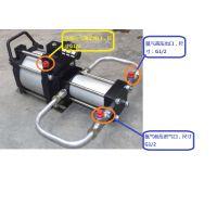 东莞赛森特DGA气体增压泵氮气增压泵生产厂家质量好
