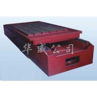 机床床身工作台的铸造方法常用的是砂型铸造,其次是特种铸造方法