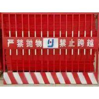 钢板网电梯防护门、电梯井口安全门、施工防护安全门、优质钢材焊接、润昂定制