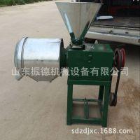 小型粮食加工设备 多功能磨面机 五谷杂粮面粉磨面机 振德直销