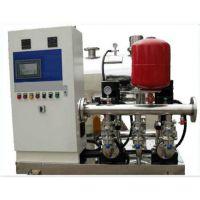 温州无负压变频水泵 生活变频供水泵 低价促销
