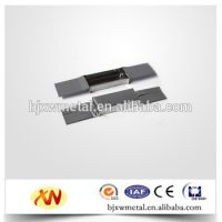 Customized pure tungsten boat with high quality