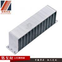 深圳智高大功率led散热器厂家,led路灯散热器压铸散热器CNC拉丝深加工