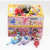 日本进口糖果 米奇头米奇棒棒糖儿童零食糖果10g 儿童糖果 批发