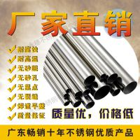不锈钢管厂 用于建筑装饰、楼梯扶手等 不锈钢装饰管 不锈钢管201