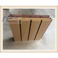 中山市供应体育馆槽木吸音板厂家