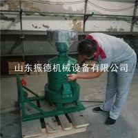 谷子水稻脱皮机 振德牌 家用去壳碾米机 小麦高粱碾米机