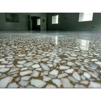 惠城水磨石翻新—水口厂房水磨石打磨—仓库地面抛光