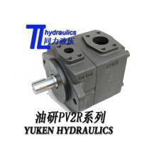 日本油研PV2R1-31-F-RAA-41单高压定量叶片泵