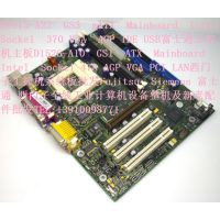 D1215-A22 GS3 mATX Mainboard Sockel 370富士通工控机主板