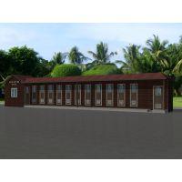 移动环保厕所、园林型、10厕1管