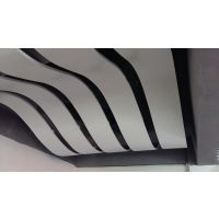 供应贵州德普龙品牌弧形白色铝单板