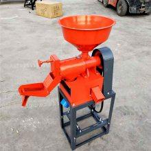高效率稻谷碾米机 谷子去皮机 小型家用碾米机