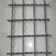 钢铁丝猪床网 煤矿轧花网 粮仓防护网