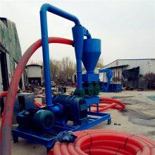 水稻气力输送机 兴运布袋除尘式吸粮机厂家