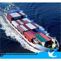 海南海口海运出口商品货物到澳大利亚悉尼全包到门一般要多少钱
