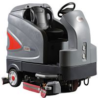 驾驶式洗地机在车间的效果以及主要问题【重庆高美金和洁力】