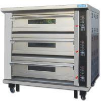 武汉新麦三层六盘燃气烤箱多少钱