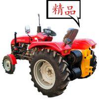 销售拖拉机改装收线机 拖拉机改装收线机质量好HCX