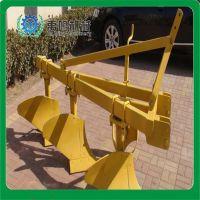 禹鸣机械18-22马力小四轮拖拉机悬挂1L-320铧氏犁三铧犁翻地犁土壤耕种机械厂家直销