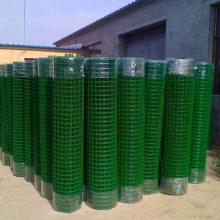 绿色防护网 铁丝养鸡网 钢丝围墙网