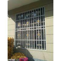 聊城锌钢百叶空调围栏,聊城拼装式百叶窗,锌钢飘窗围栏HC,喷塑防盗窗Q235,
