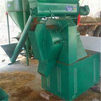 江西饲料加工用环模颗粒机 1.5mm超细稻草造粒机 投资少收益高