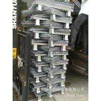 金属仓储笼 厂家批发定做货物周转笼 可移动 1200*1000*890
