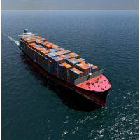 潍坊到南宁海运内贸海运比汽运低多少