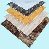 广州绿神平面纳米石材新型装饰材料集成墙面厂家