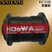 沃尔沃55支重轮18027299616沃尔沃挖掘机EC55底轮