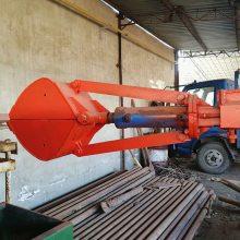 臂长6米小型污水井清淤工具 全液压污水清淤车销售 洪涛电力 厂家直销